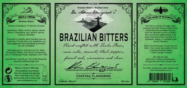 Brazilian Bitters