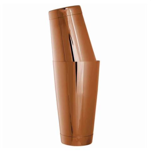 Ginza Boston Shaker Tin -Tin Copper