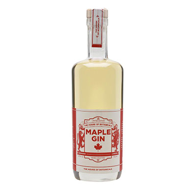The House of The Botanicals Maple Gin